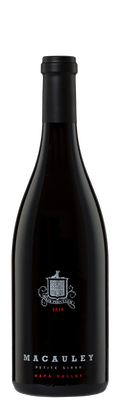 2018 MACAULEY Pinot Noir, Fort Ross-Seaview Vineyard $75.00