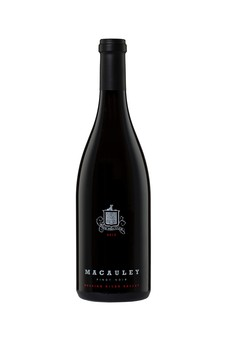 2015 Macauley Pinot Noir $75.00 (750mL) Image