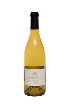 2016 Macauley Bacigalupi Chardonnay, Russian River Valley $48.00 (750mL)
