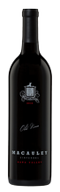 2015 Macauley 'Old Vine' Zinfandel $45.00 (750mL)